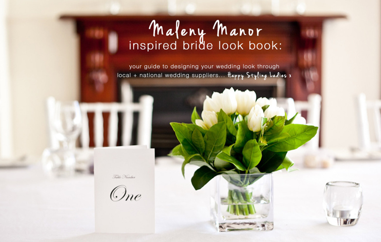 Maleny Manor {Style Book}