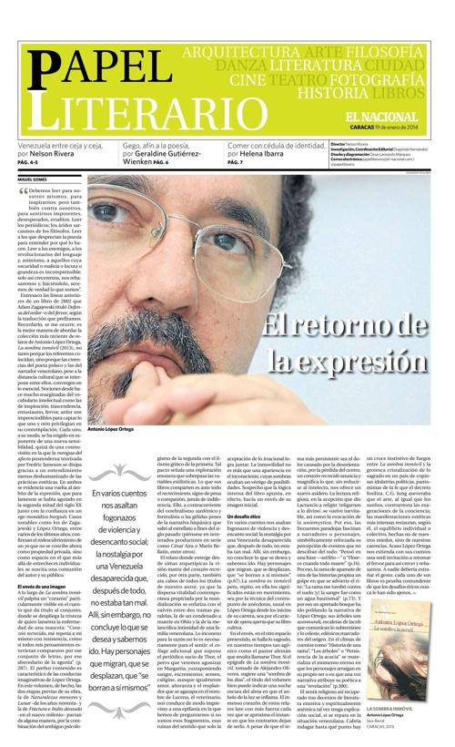 PAPEL LITERARIO 19-01