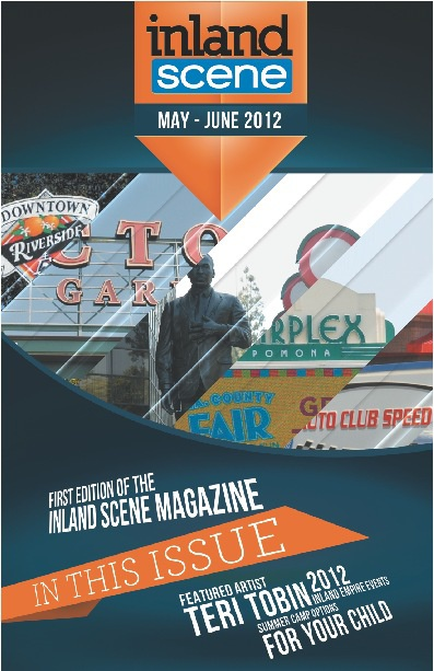 Inland Scene Magazine May/June 2012