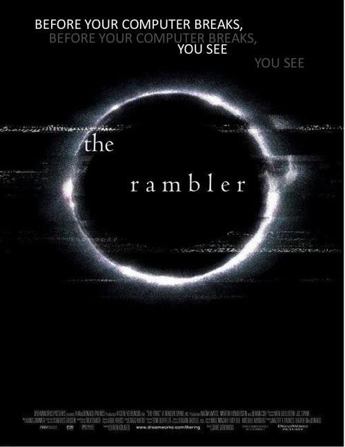 October Rambler