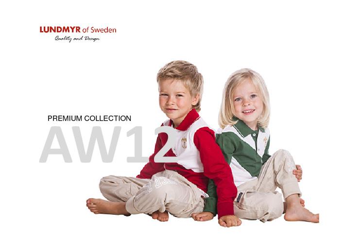 Lookbook AW12 Premium Collection