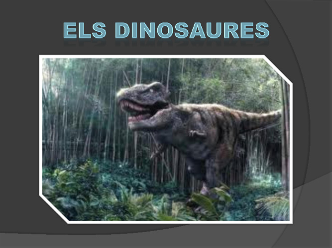 Dinosaures Daniel