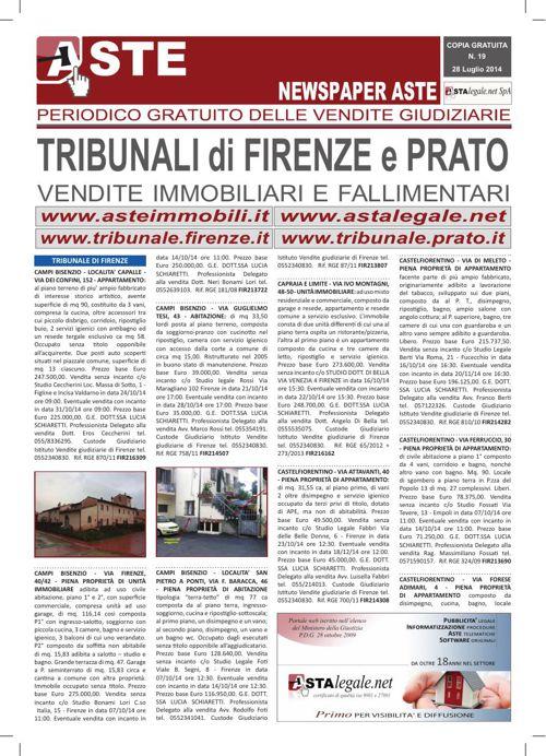 Firenze Prato luglio seconda 2014