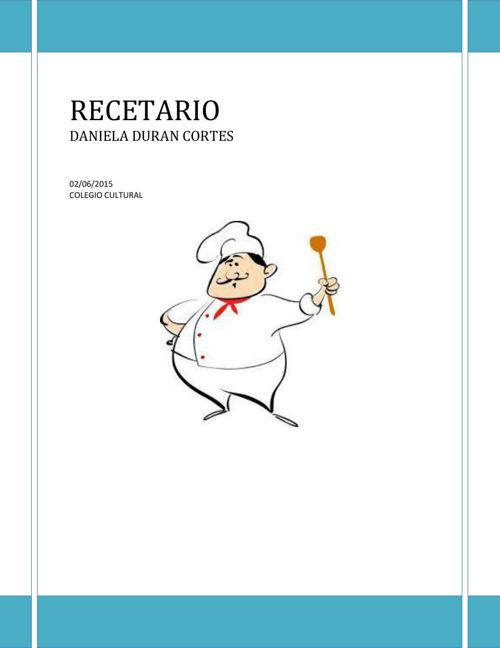 RECETARIO26