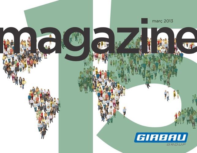 Girbau Magazine NOU