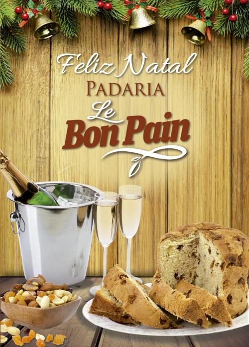 Ofertas de Natal - Padaria Le Bon Pain