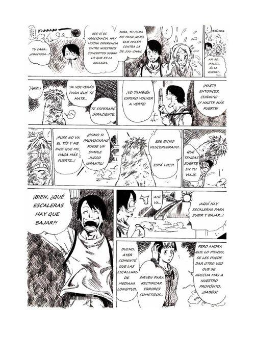 Capítulo 6, partes 3, 4 y 5