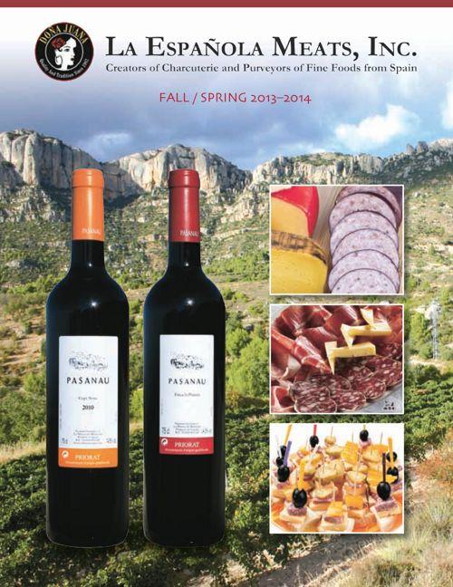 La Española Meats Catalog 2013-2014