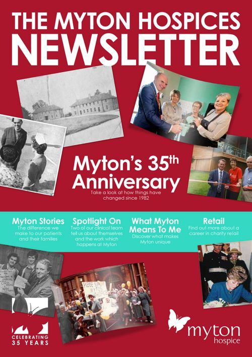 The Myton Hospices Newsletter 2017