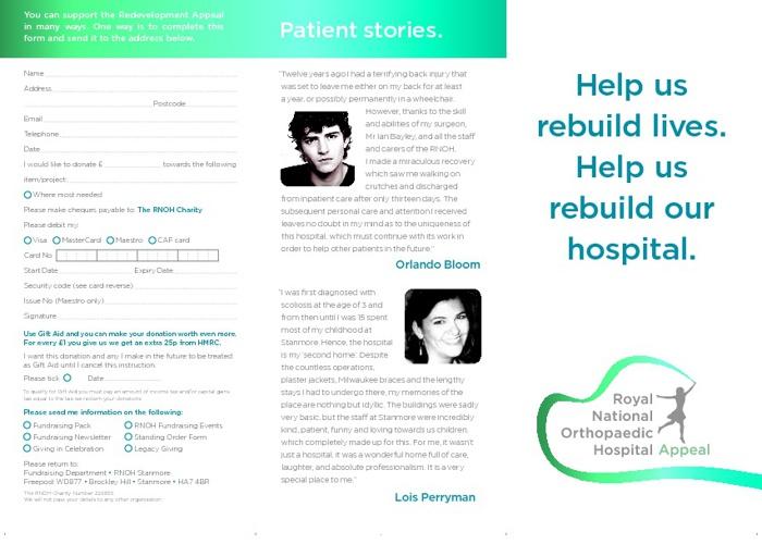 Appeal Leaflet