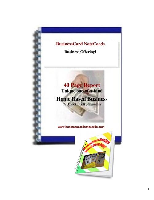 BCNC Business Report 2-11