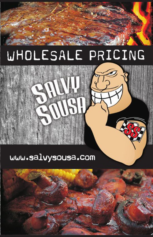 Salvy Sousa 2015 Wholesale Pricing