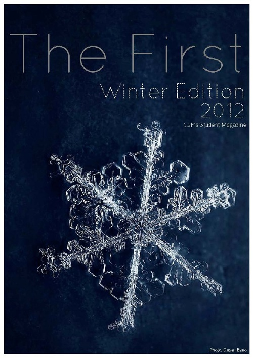 CSF's The First (Edition 2)