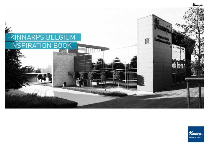 Kinnarps Belgium - Inspiration Book