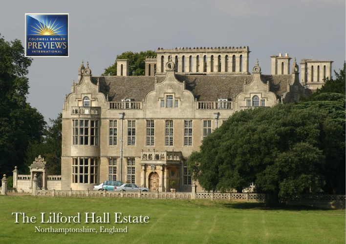 The Lilford Hall Estate