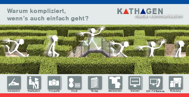 KAMK-Unternehmensbroschüre