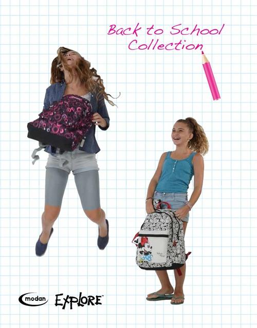 Modan Bags - Catalog 2013