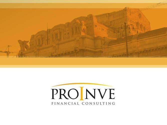 ProInve - Presentación del socio director