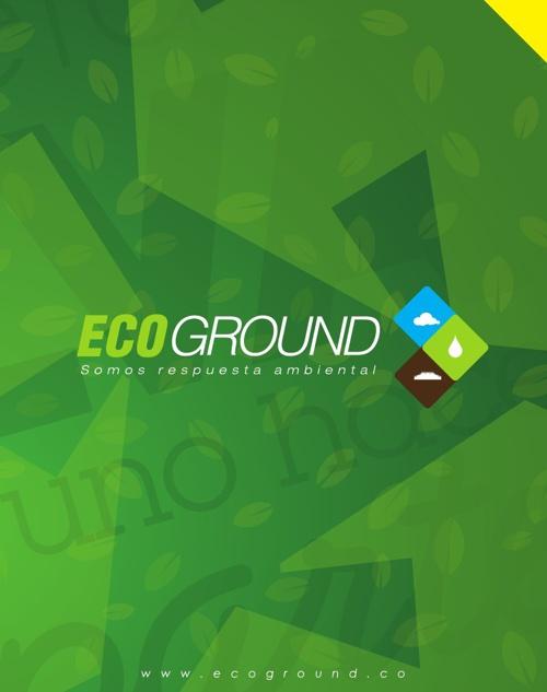 ECOGROUND - BROCHURE DE SERVICIOS 2014