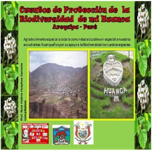 Cuentos de Protección de la Biodiversidad de mi Huanca(Arequipa)