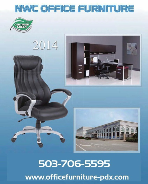 NWC Office Furniture Boss 2014