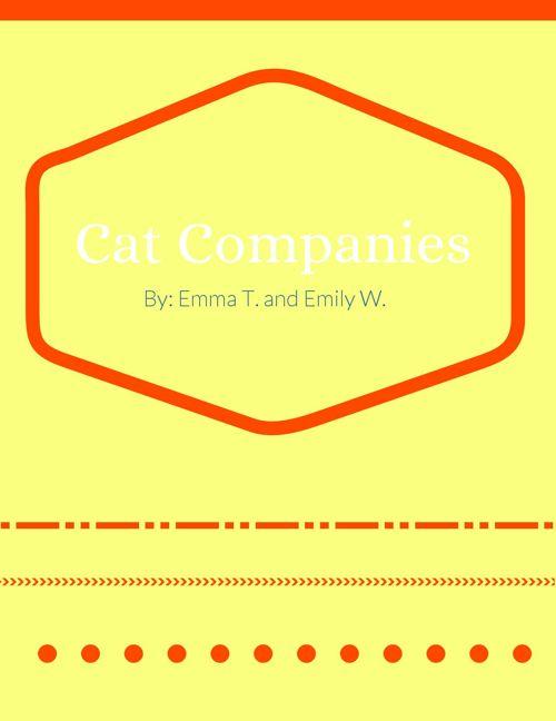 Cat Companies
