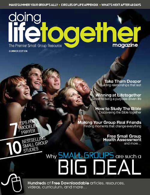 Doing Lifetogether Magazine