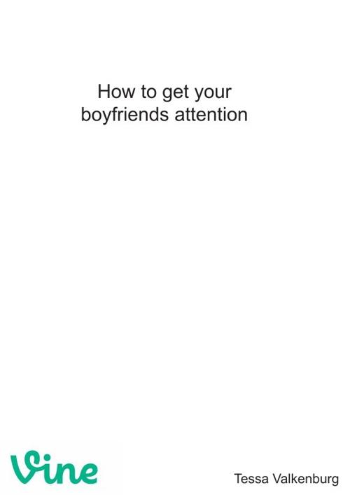 boyfriendboek