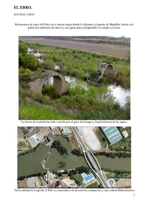 Bajando por el Ebro 2