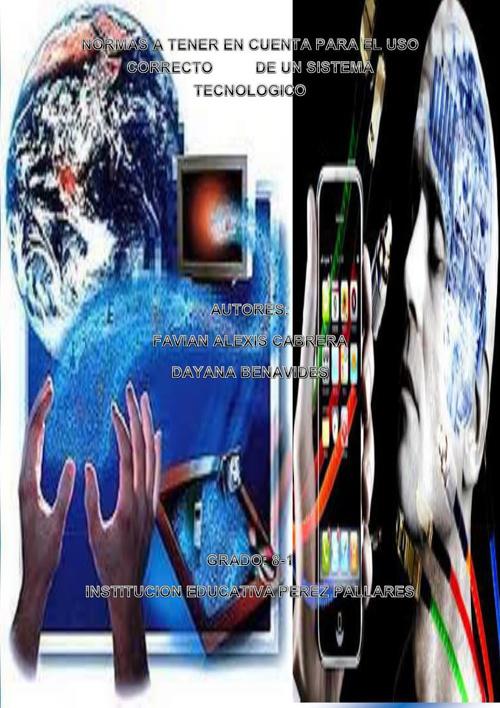 NORMAS EN SISTEMAS TECNOLOGICOS
