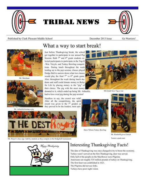 Tribal News December 13