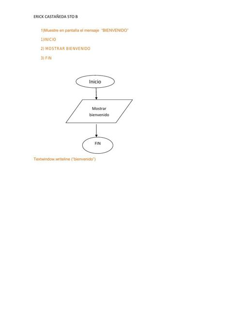 Ejercicios Small Basic 1