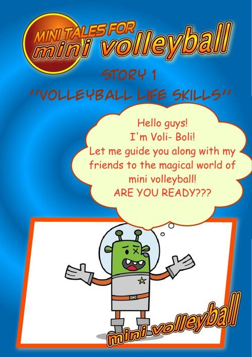Μini volleyball life skills