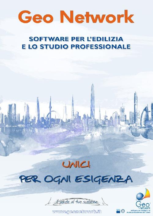 Geo Network - Catalogo Prodotti Autunno 2012