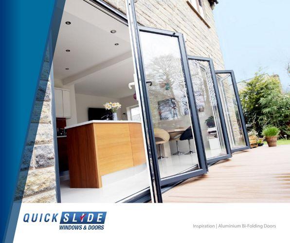 Quickslide - Bi-Fold Doors Brochure