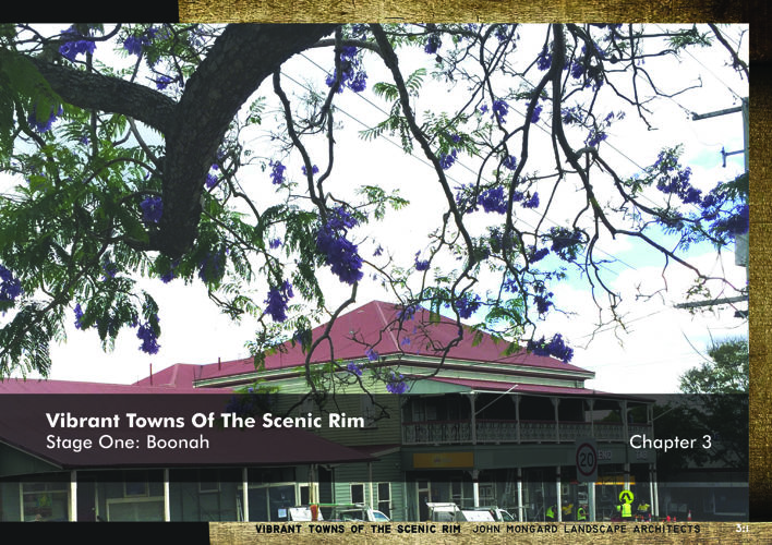 3 Boonah - Vibrant Towns of the Scenic Rim Stage One