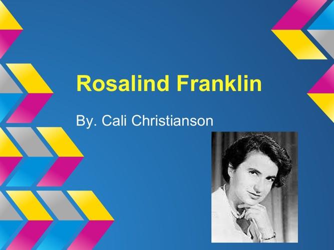 p1 Cchristianson Franklin