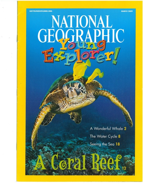 National Geo - Coral Reefs