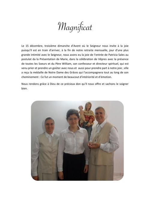 Fotos Magnificat
