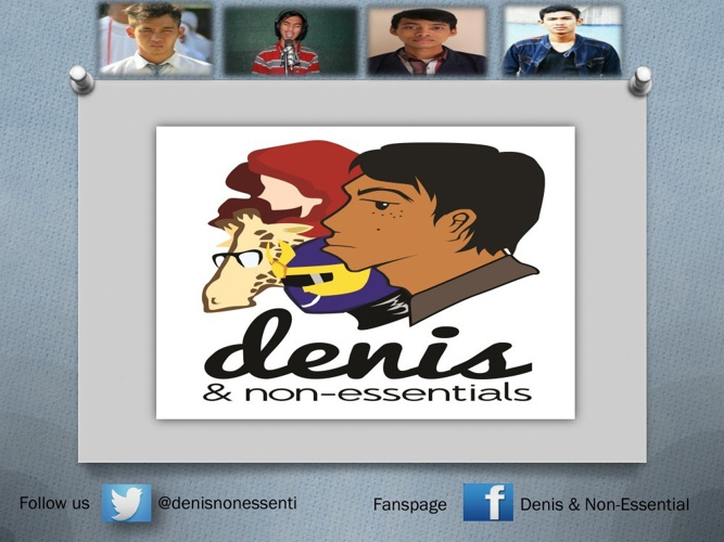 Buku Pedoman Tampil Denis & Non-Essential