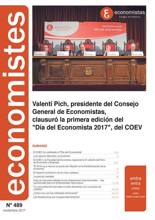 COEV - Economistes 489