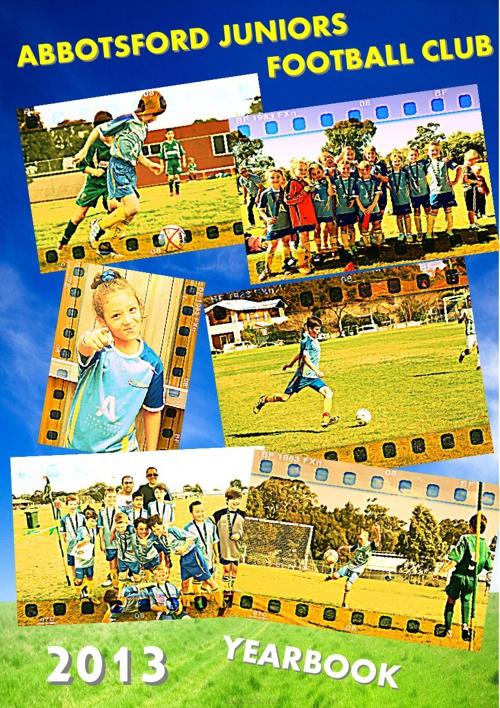 AJFC 2013 Year Book
