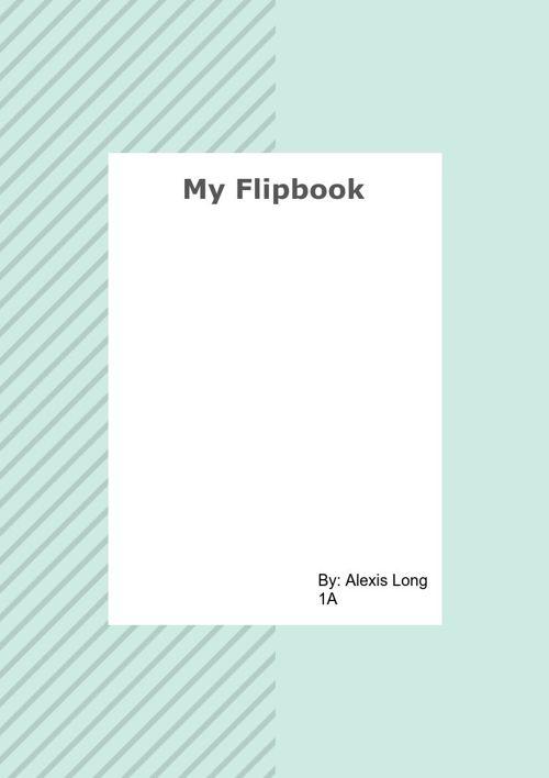My Flipbook