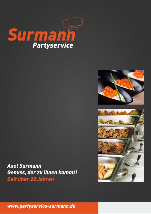 Partyservice Surmann