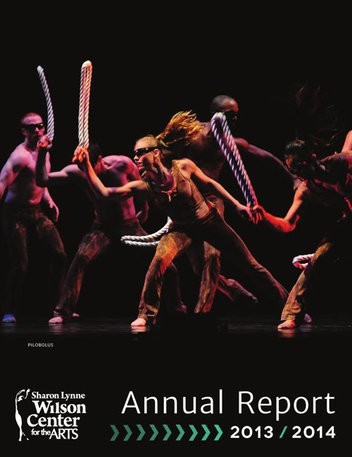 Wilson Center Annual Report 13-14