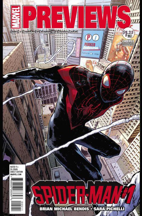 Dec15 Marvel Previews