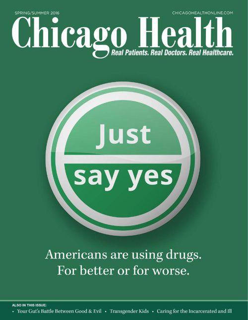 Chicago Health magazine Spring 2016