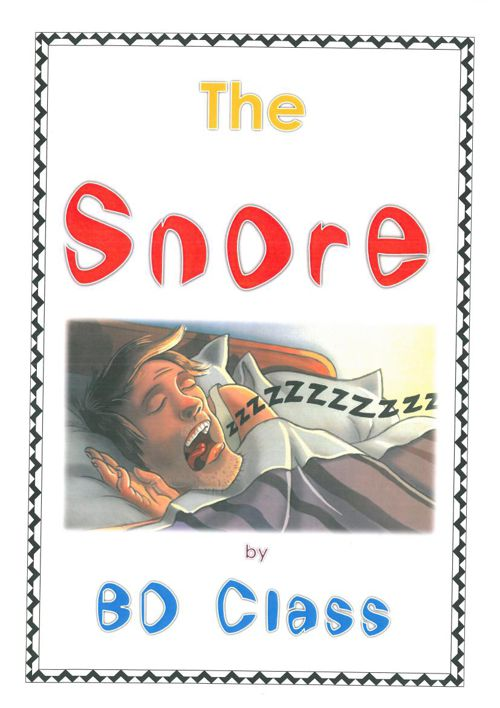 Dad's Snore 1
