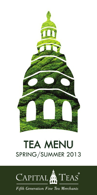 Capital Teas Catalog 2013