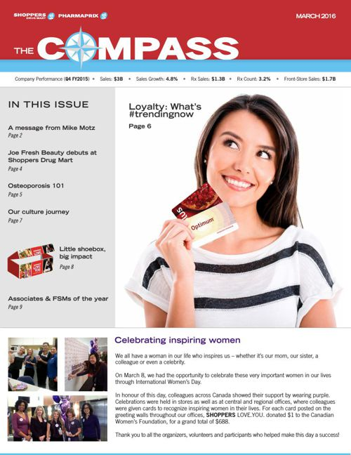 The Compass March 2016